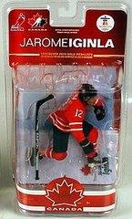 McFarlane NHL Team Canada Series 1 Jarome Iginla