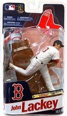 McFarlane MLB Elite 2011 John Lackey Boston Red Sox