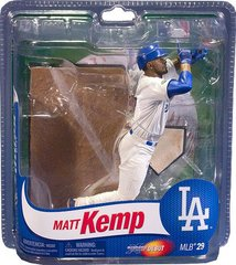 McFarlane MLB Series 29 Matt Kemp Los Angeles Dodgers