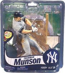 McFarlane MLB Series 29 Thurman Munson NY Yankees Bronze Collector