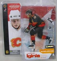 McFarlane NHL Series 4 Jarome Iginla Calgary Flames