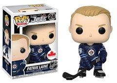 Funko Pop! Hockey NHL Vinyl Figure Patrik Laine Winnipeg Jets Canadian Exclusive Home Jersey