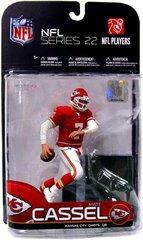 McFarlane NFL Series 22 Matt Cassel Kansas City Chiefs