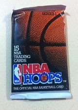 1991-92 NBA Hoops Series 1 Trading Cards