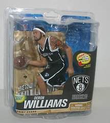 McFarlane NBA Series 22 Deron Williams Brooklyn Nets Chase