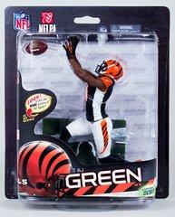 McFarlane NFL Series 33 AJ Green Cinncinati Bengals