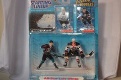 Starting Lineup Paul Kariya/Miroslav Satan