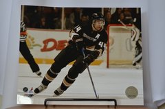 NHL 8x10 photo - Rob Niedermayer