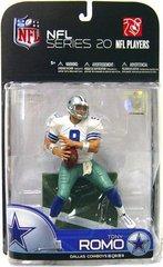 McFarlane NFL Series 20 Tony Romo Dallas Cowboys