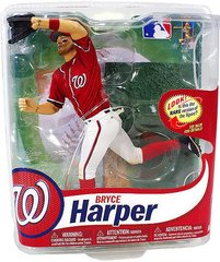 McFarlane MLB Series 31 Bryce Harper Washington Nationals