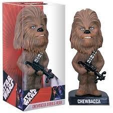 Star Wars Chewbacca Bobble Head