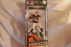 McFarlane NFL Series 35 Johnny Manziel Cleveland Browns