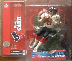 McFarlane NFL Series 7 David Carr Houston Texans