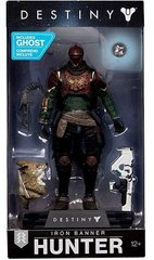 McFarlane Toys Destiny Iron Banner Hunter Action Figure 7""