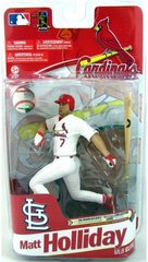 McFarlane MLB Elite Series 1 Matt Holliday St Louis Cardinals