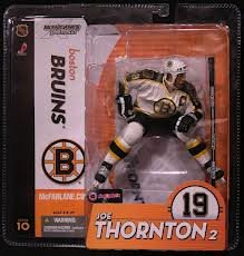 McFarlane NHL Series 10 Joe Thornton Boston Bruins