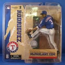 McFarlane MLB Series 8 Alex Rodriguez Texas Rangers