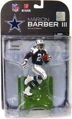 McFarlane NFL Series 19 Marion Barber III Dallas Cowboys