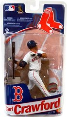 McFarlane MLB Series 28 Carl Crawford Boston Red Sox