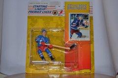 Starting Lineup Brian Leetch New York Rangers