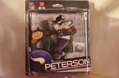 McFarlane NFL Series 34 Adrian Peterson Minnesota Vikings