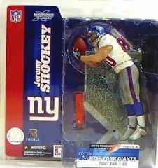 McFarlane NFL Series 7 Jeremy Shockey NY Giants Variant