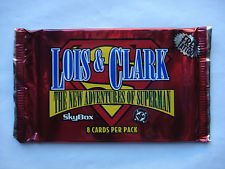 1995 SkyBox Lois & Clark The New Adventures of Superman Foil Pack Trading Cards