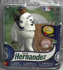 McFarlane MLB Series 31 Felix Hernandez Seattle Mariners