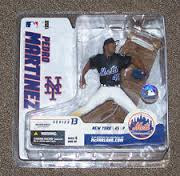 McFarlane MLB Series 13 Pedro Martinez NY Mets