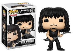 Funko Pop! Metallica Kirk Hammett #59