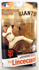 McFarlane MLB Series 26 Tim Lincecum San Francisco Giants