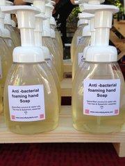 Anti-Bacterial Foaming Hand Soap