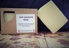 Anti-Bacterial Bar Soap