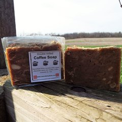 Double Milled Coffee Bar Soap