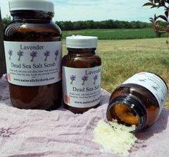 Lavender Body Scrub (Small)