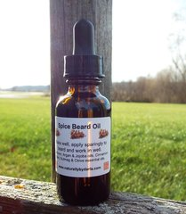 Spice Beard Oil