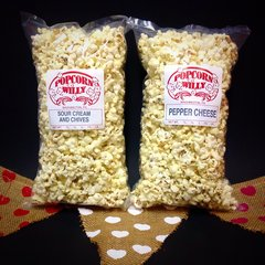 "Popcorn of the Month ""SAVORY"" Edition"