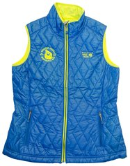 *MOUNTAIN HARDWEAR WOMEN'S THERMOSTATIC VEST-BAY BLUE