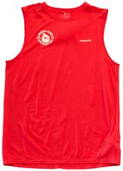 M Fore Runner Tank- French Red