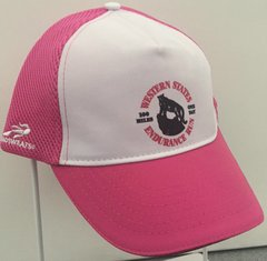 Headsweats Trucker -White/Pink