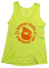 *MOUNTAIN HARDWEAR WOMEN'S WICKED LITE TANK - FISSION