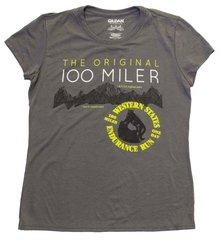 W The Original 100 Miler