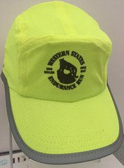 Headsweats Race Hat -High Visibility Yellow/Reflective