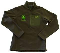 Mountain Hardware Toasty Twill 1/2 Zip - Greenscape