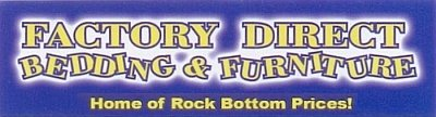Factory Direct Bedding and Furniture
