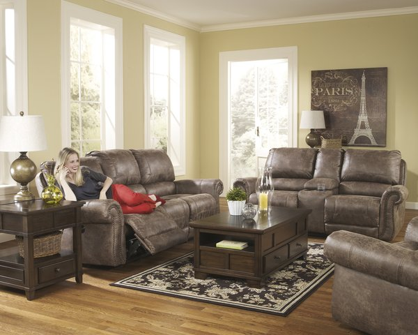 console leather perfect best sofa in image reclining loveseat and barrettsville ideas remarkable stylish ashley for