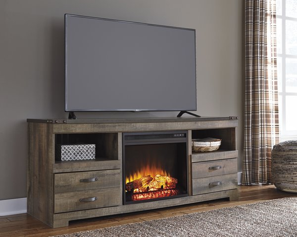 awesome center real electric tracey distressed furniture cassidy with entertainment ashley for fireplace intended flame grand in centers attractive