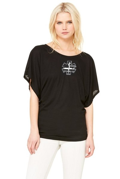 EMS Womens dolman shirt