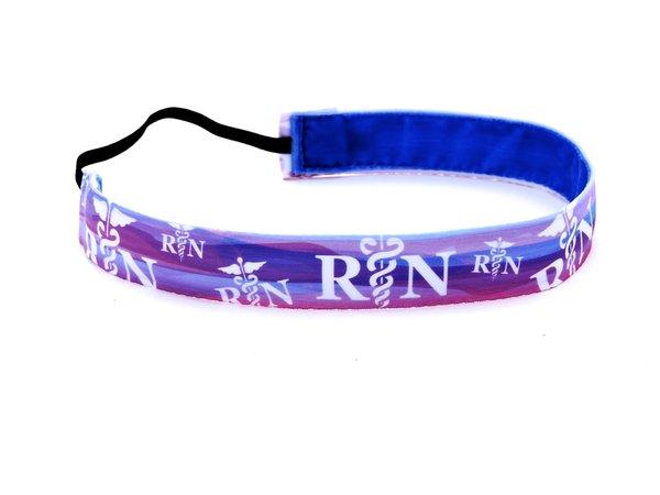 RN Headband - PINK Wave