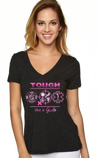 Tough Girl Tee